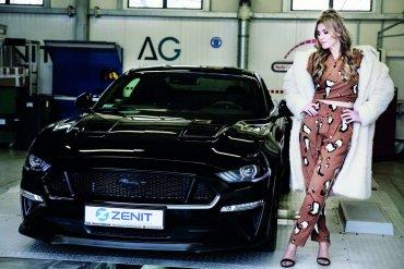 Ford Mustang GT – dzika frajda