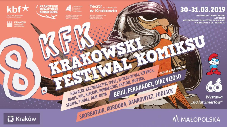 Krakowski Festiwal Komiksu już niedługo w MOSie!