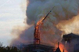 Pożar Katedry Notre Dame - gwiazdy sąwstrząśnięte!