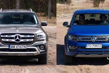 Wielkie starcie: Volkswagen vs Mercedes Kto zwycięży? [test]