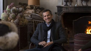 Guillaume Canet to jeden z najbardziej wziętych francuskich aktorów