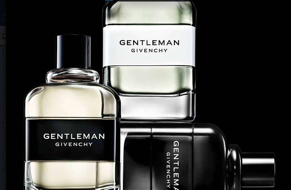 Givenchy: be Gentle and a Man!
