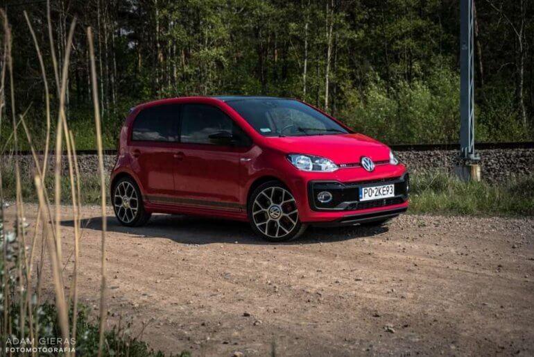 Tylko nie mów o nim mały! - [test] Volkswagen up! GTI