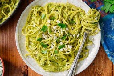 Zielono mi, czyli jak urozmaicić swoje spaghetti [przepis]