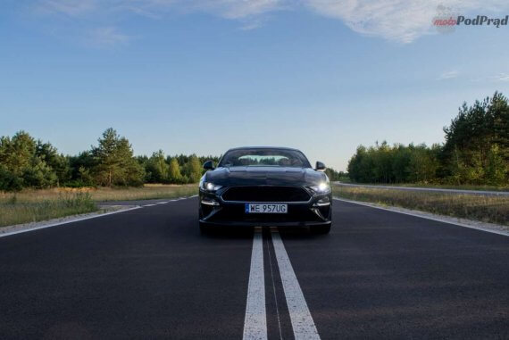 Ford Mustang Bullitt 5.0 V8 – być jak gwiazda Hollywood [test]