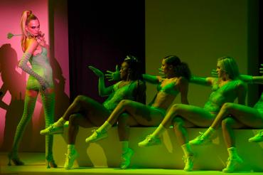 Szokujący pokaz bielizny Rihanna Savage x Fenty!