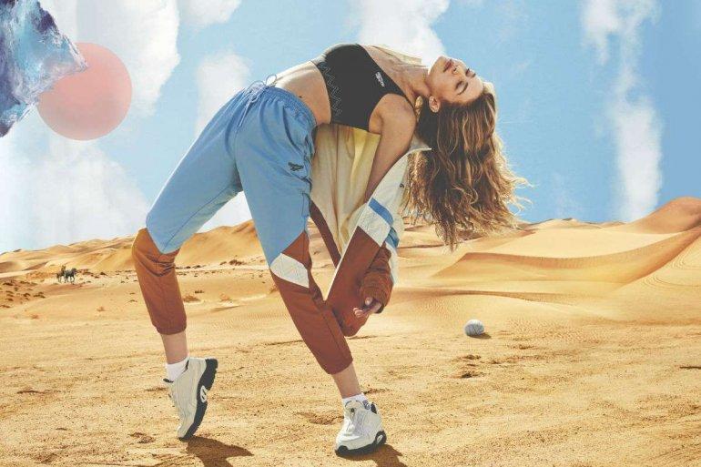 Najnowsza kolekcja Gigi Hadid x Reebok - zobacz galerię!