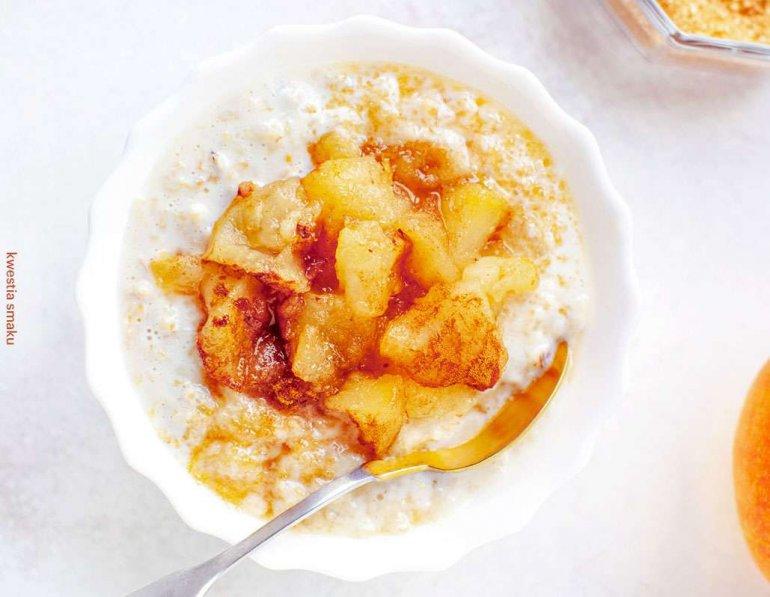 Jesienne śniadanie na dobry początek dnia [przepis]