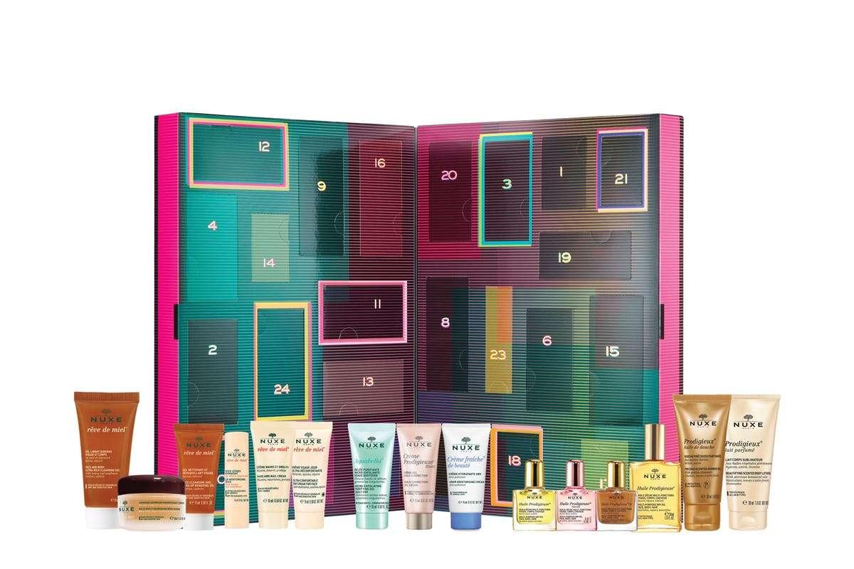 Najlepsze kosmetyczne kalendarze adwentowe